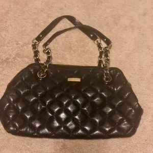 ♠️ Kate Spade ♠️ Quilted Double Handle Satchel
